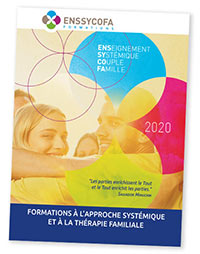 Catalogue de formations ENSSYCOFA